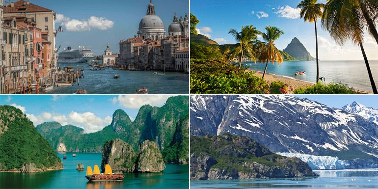 frustrating things booking a cruise destination