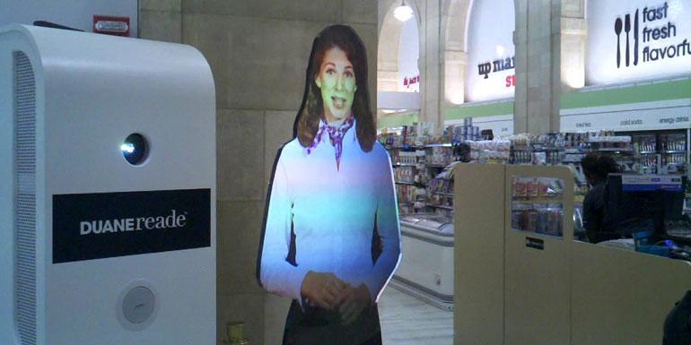 holograms ai cruise ship technology