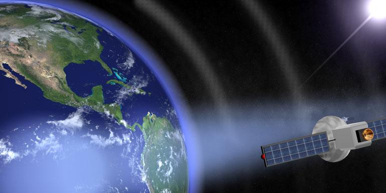 future tech internet satellite cruise ship