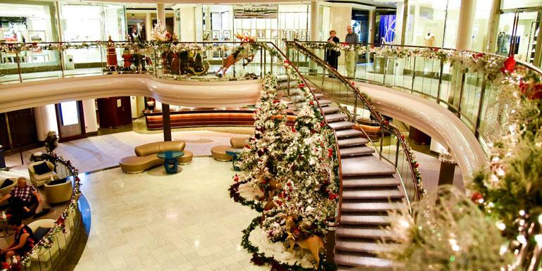 crystal cruises christmas tree cruise holidays
