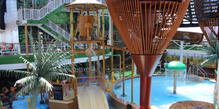forest aquaventure park msc seaside waterslide