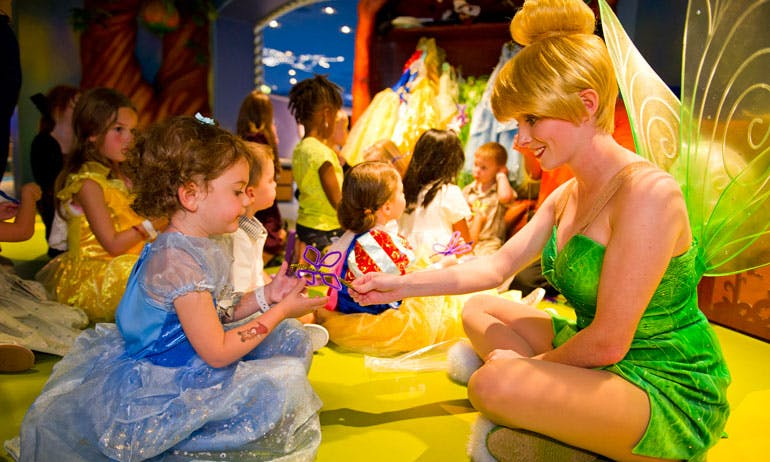 disney cruise line kids best tinkerbell