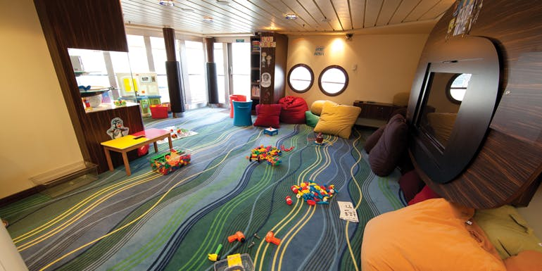cunard cruise kids club ship activities