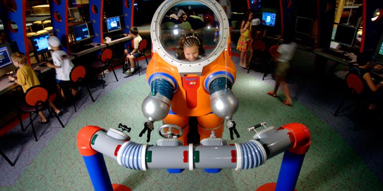 disney kids clubs cruise ship activities