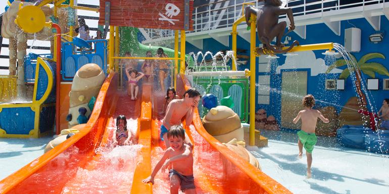 msc kids clubs cruise ship activities