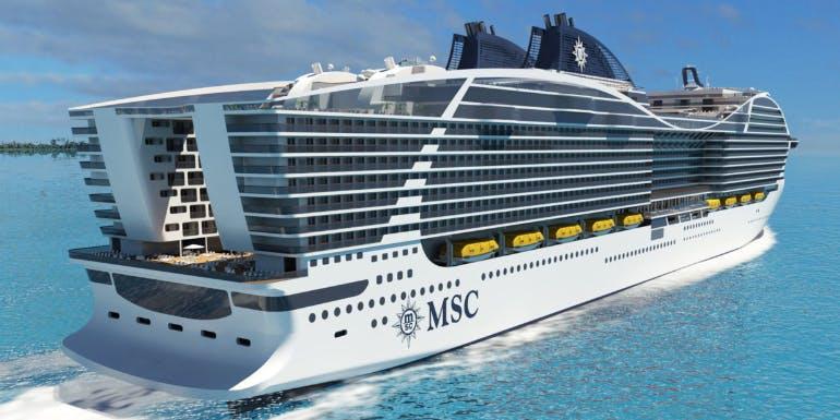 msc world class megaship cruise ship cruises