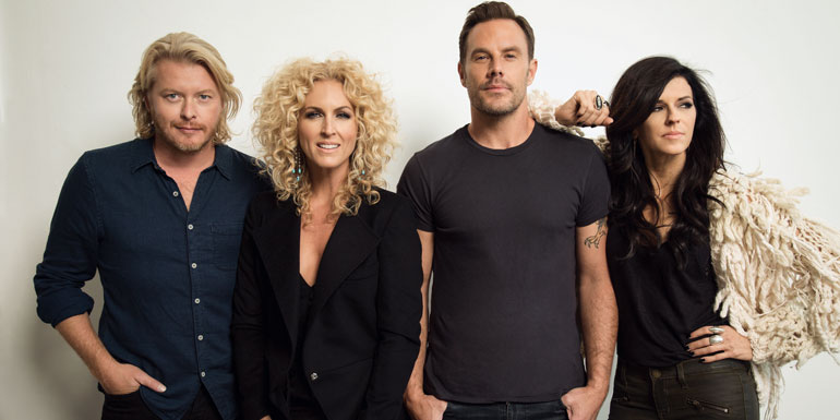 carnival live little big town