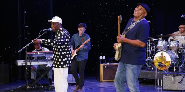 legendary rhythm blues cruise theme music