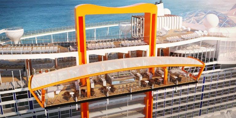 celebrity edge new cruise ship 2018