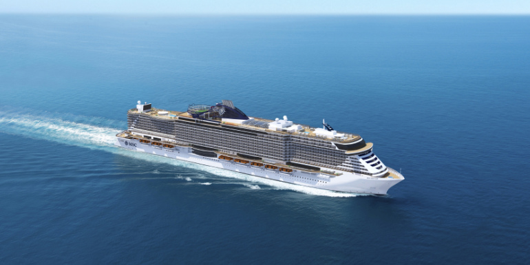 msc cruises seaview new ship 2018