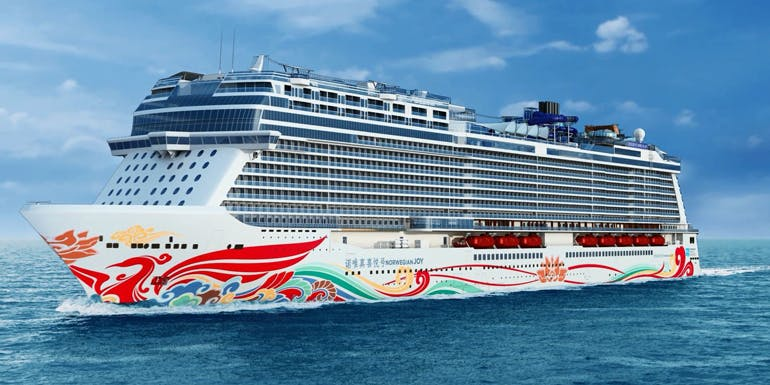 norwegian joy new cruise ship 2017