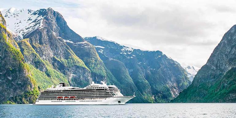 viking sky sun new cruise ships