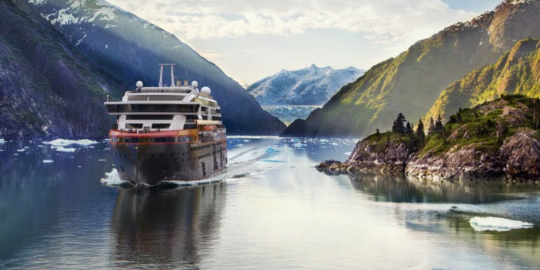 roald amundsen hurtigruten new cruise ship 2019
