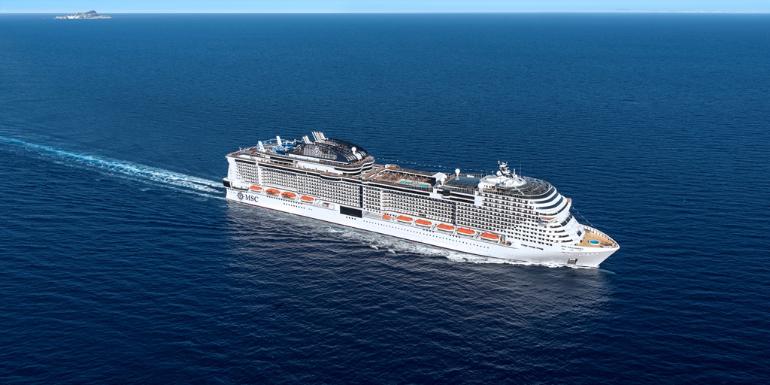msc grandiosa new cruise ship 2019
