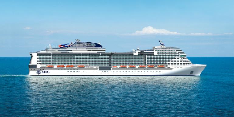 msc bellissima new cruise ship 2019