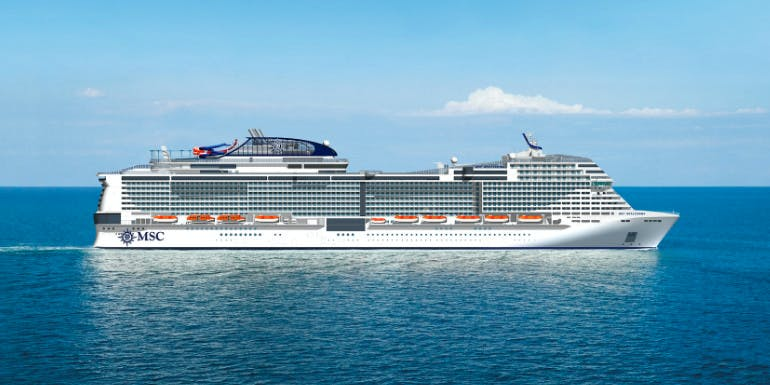 msc bellissima new cruise ship 2019