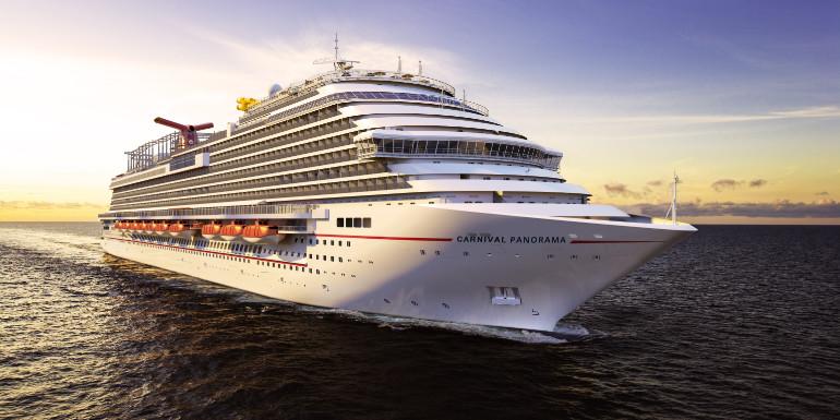 carnival panorama new cruise ship 2019