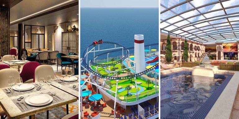 new cruise ships 2020