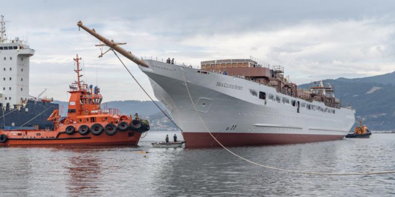 sea cloud spirit exterior new ships 2020