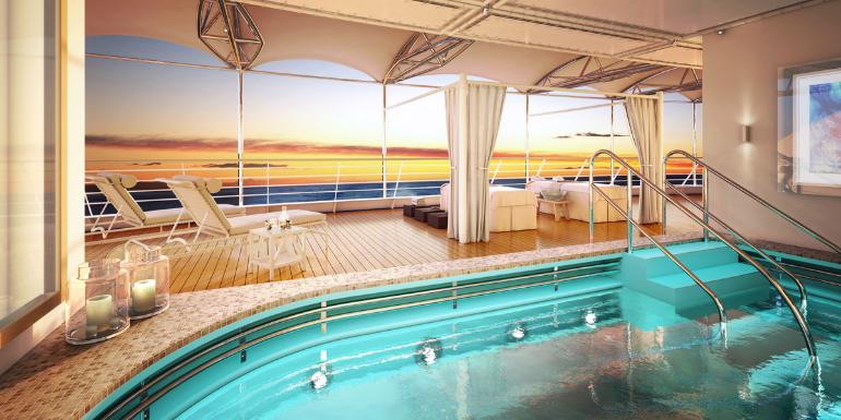 silver moon spa pool new ships 2020