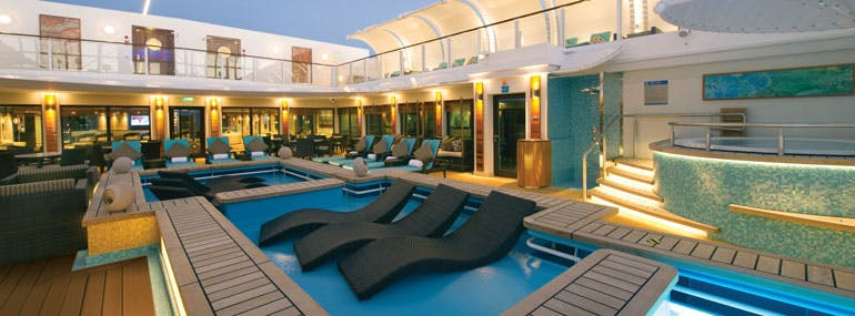 The Haven, Norwegian's exclusive ship-within-a-ship suite area, used to be called: