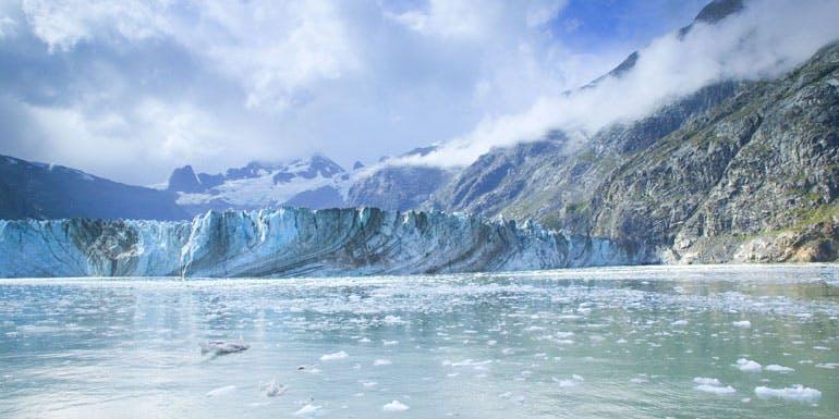 glacier bay cruise ship balcony