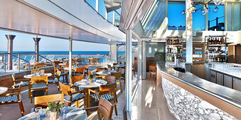 cruise outdoor dining aquavit terrace viking