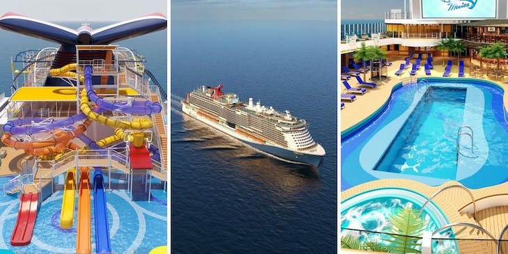 Photo Tour 15 Mardi Gras Renderings From Carnival