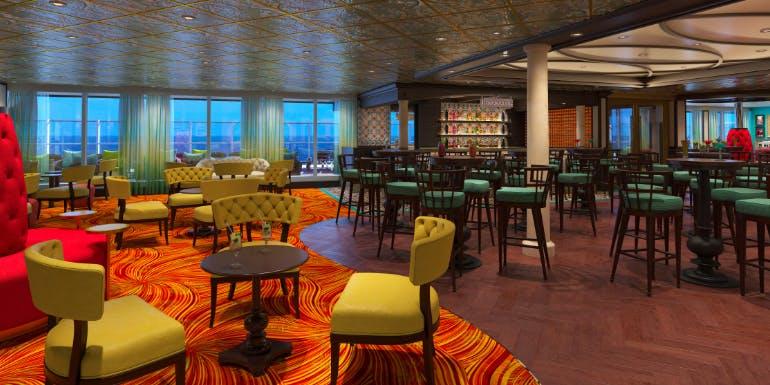 carnival cruise mardi gras rendering havana bar