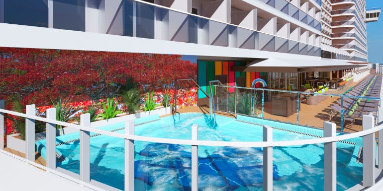 havana pool carnival cruise mardi gras rendering