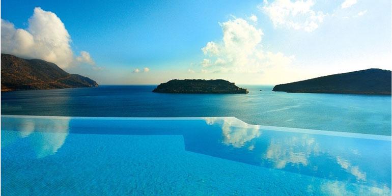 infinity pool cruise ship