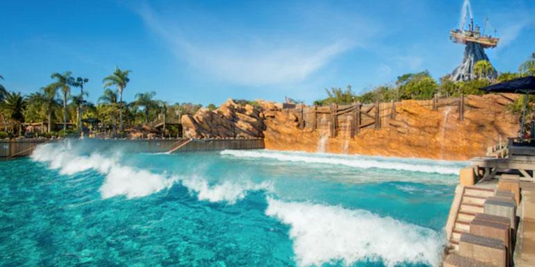 wave pool cruise ship