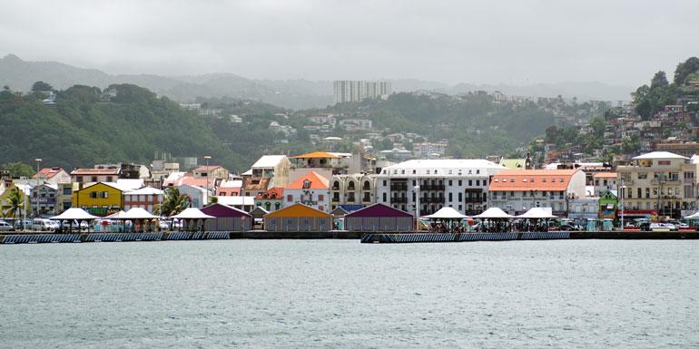 fort de france martinique bad ports