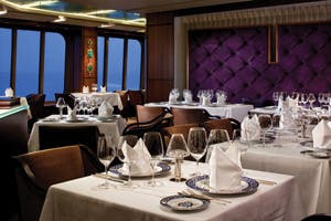 holland america line dining