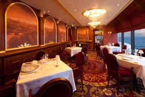 disney cruise line dining