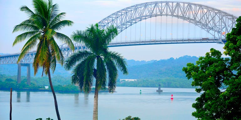 bucket list panama canal