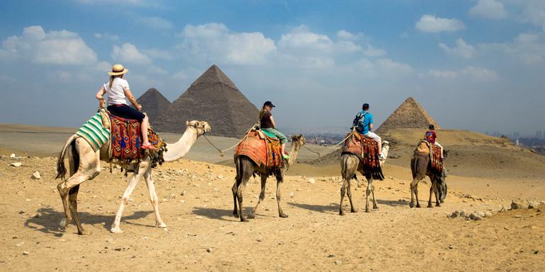 bucket list pyramids egypt