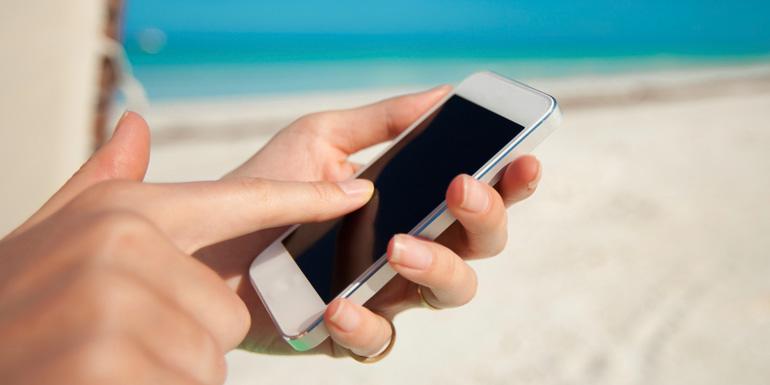 caribbean cruise packing electronics phone