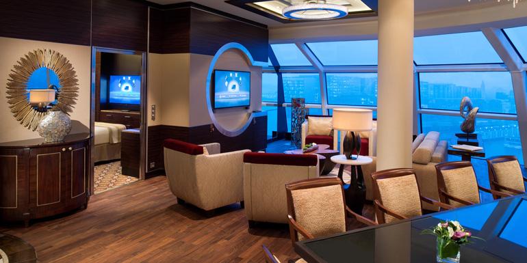 celebrity cruises reflection suite