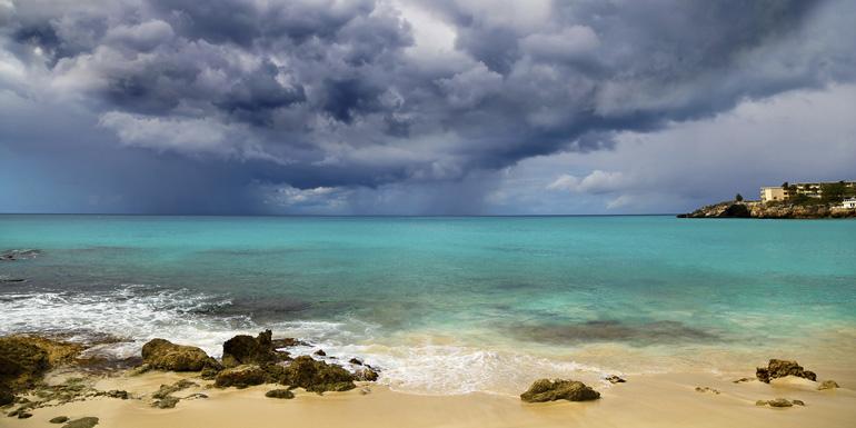 hurricane season cruises caribbean storm