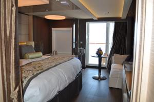 norwegian getaway haven spa suite balcony