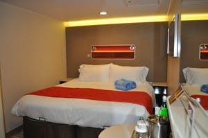 norwegian getaway mid ship inside cabin