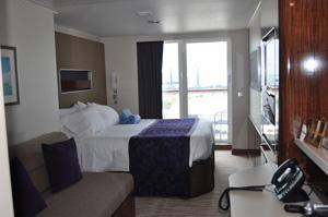 norwegian getaway spa mini suite balcoy