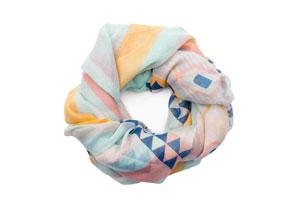 katrina patterned scarf