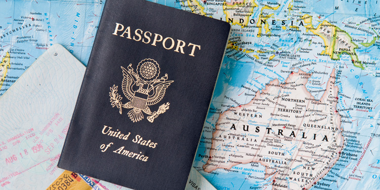 caribbean cruise packing documents passport