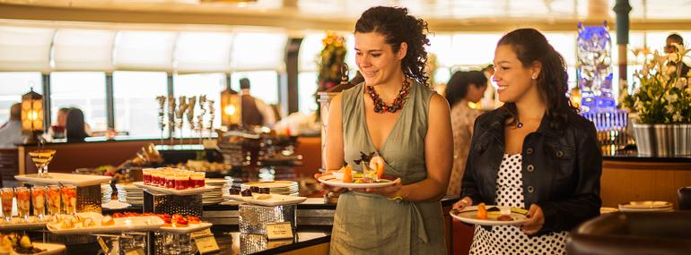 My favorite onboard lunch is: