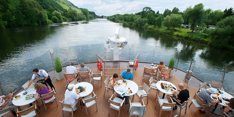aquavit terrace viking river cruise
