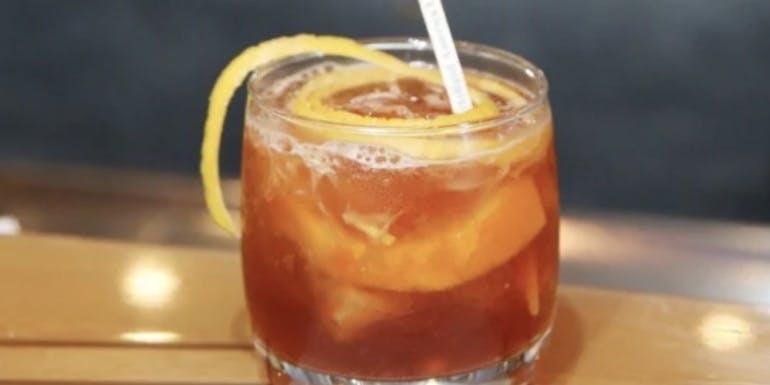 holland america negroni cocktail recipe