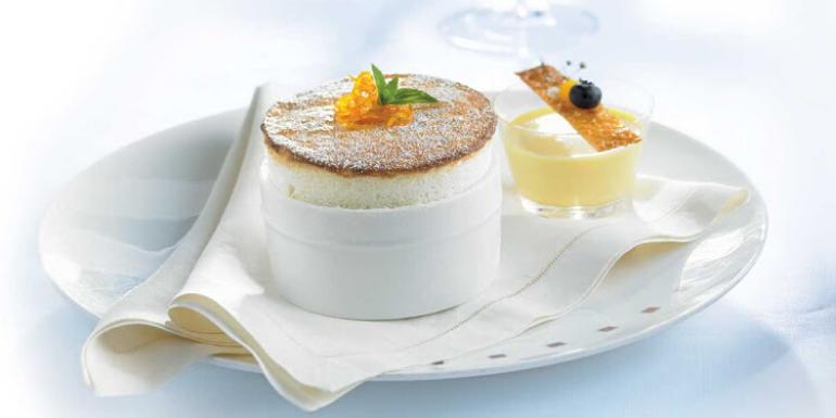 celebrity cruises grand marnier souffle recipe