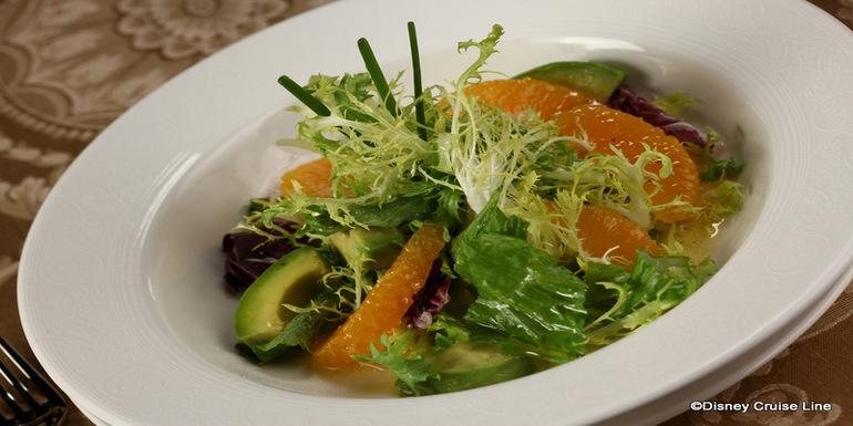 disney cruise avocado citrus salad recipe